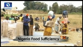 Africa 54: Nigeria Food Sufficiency