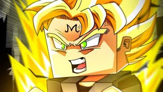 Roblox: MEU SUPER SAIYAJIN FULL POWER COM MAJIN - Dragon Ball Z Final Stand - Ine