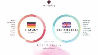 osu! World Cup 2018: Losers Bracket Grand Finals: Germany vs United Kingdom