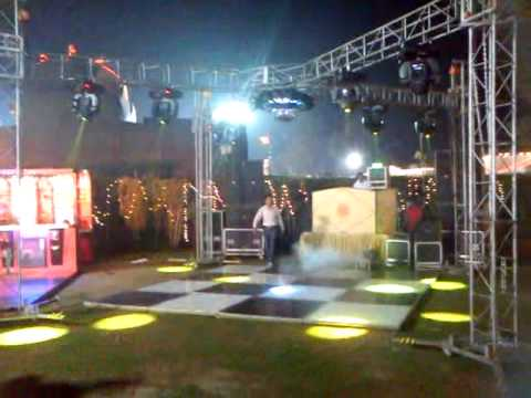 4 PILAR DJ SETUP IN DELHI BY AASHIRWAAD EVENTS 08510020088