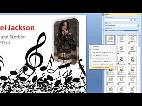 Powerpoint 2007 - Sound einfügen und Soundoptionen einstellen