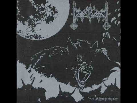 Moonblood - Fullmoon Witchery