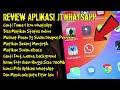 GILA❗ Aplikasi JTWhatsapp Dengan 1Juta Fitur Hack WhatsApp