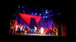 Zorro the Musical. Fragment 2 uit concertante versie Roermond