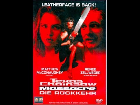 Texas Chainsaw Massacre: The Next Generation trailers
