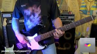 Yes Bassline Our Song - Chris Squire Cover 90125