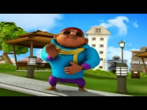 gopal gila menyanyi