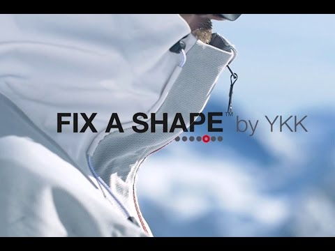 Eider x YKK - Fix a Shape