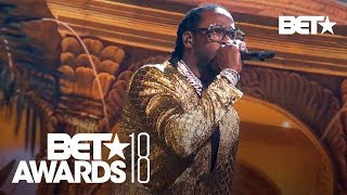 "YG, 2 Chainz, Nicki Minaj & Big Sean In A Bomb ""Big Bank"" Performance! 