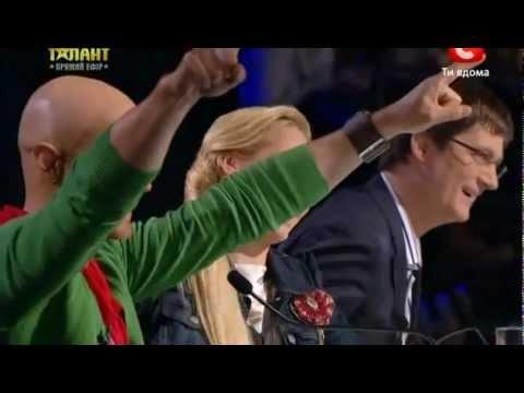 Украина мае талант 4  Гала-концерт  Подборка Экстрим