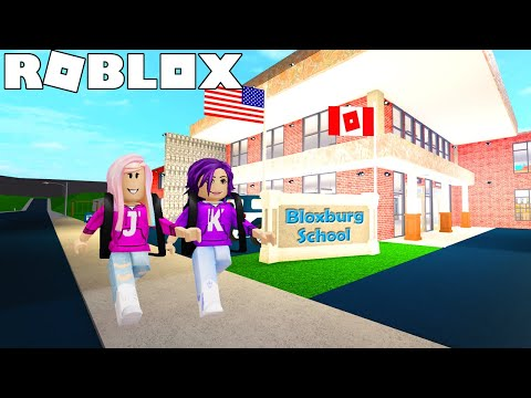 Bloxburg School Roleplay