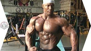 【筋トレ】Shawn Rayの超美しい体型と練習セッション