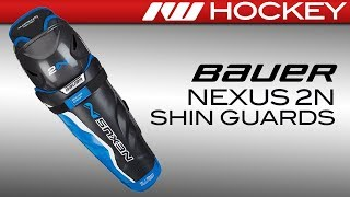 Bauer Nexus 2N Shin Guard Review