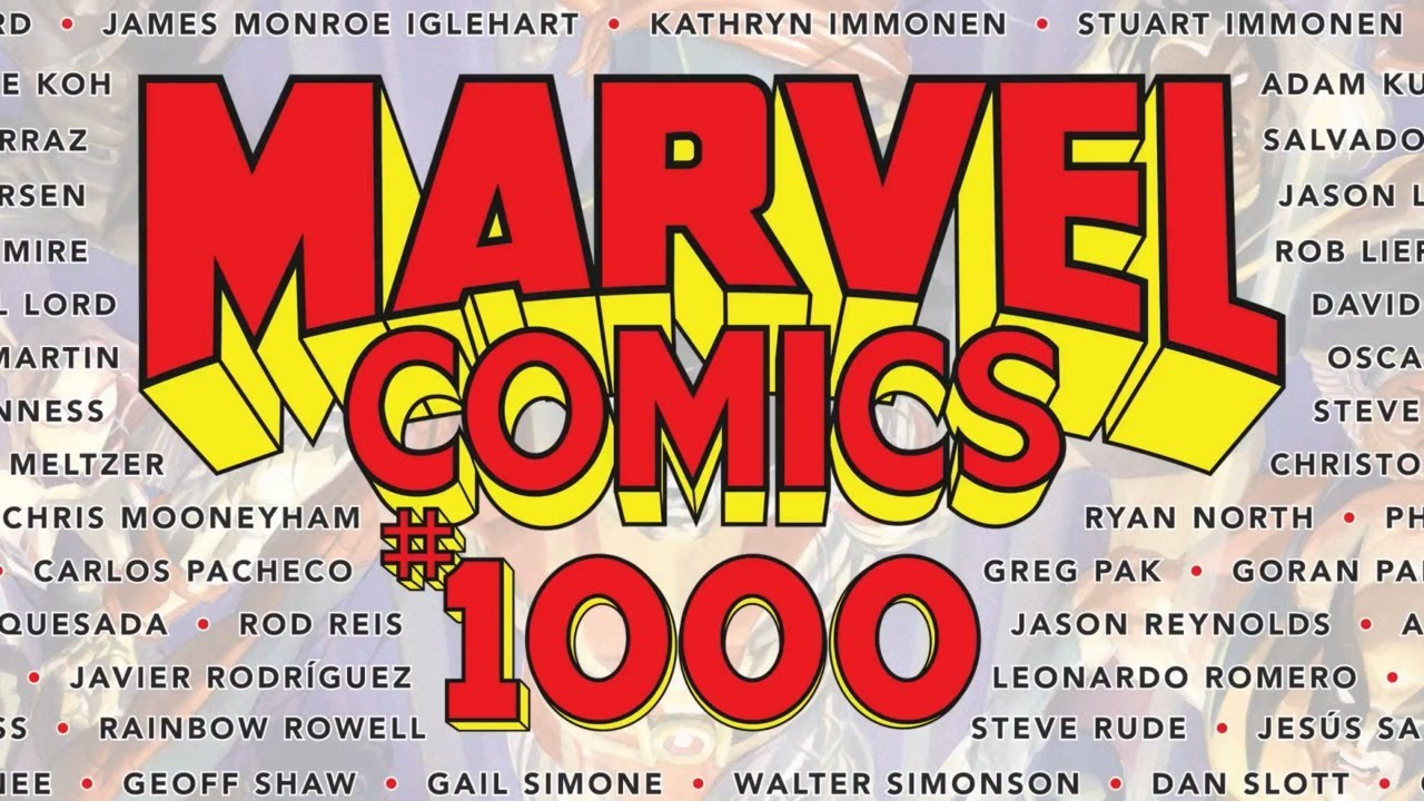 Marvel Censors Criticism of America From Marvel Comics #1000