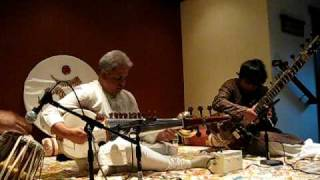 Taalsadhana presents MUSIC OF MAIHAR- SAROD AND SITAR Duet