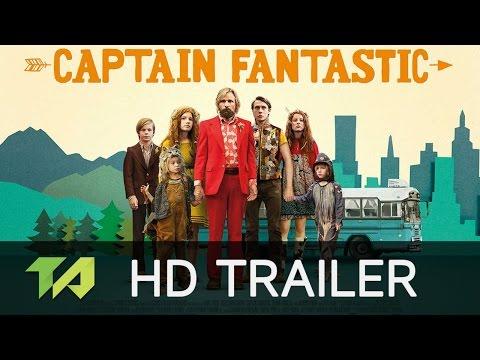 Captain Fantastic Trailer HD