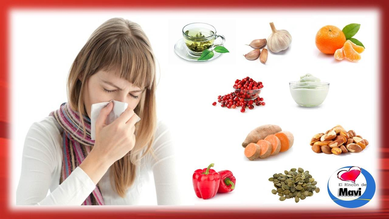 Los mejores alimentos para combatir el resfriado comun for Pared de 15 ladrillo comun