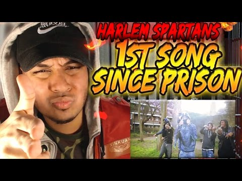 1ST SONG SINCE PRISON INCIDENT! Harlem Spartans - Darling Pardon Phineas X Bis X Zico No Hook