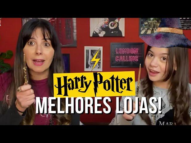 4 Lojas imperdíveis do Harry Potter em Londres