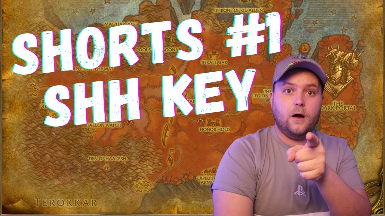 How to get the Shattered Halls Key #shorts
