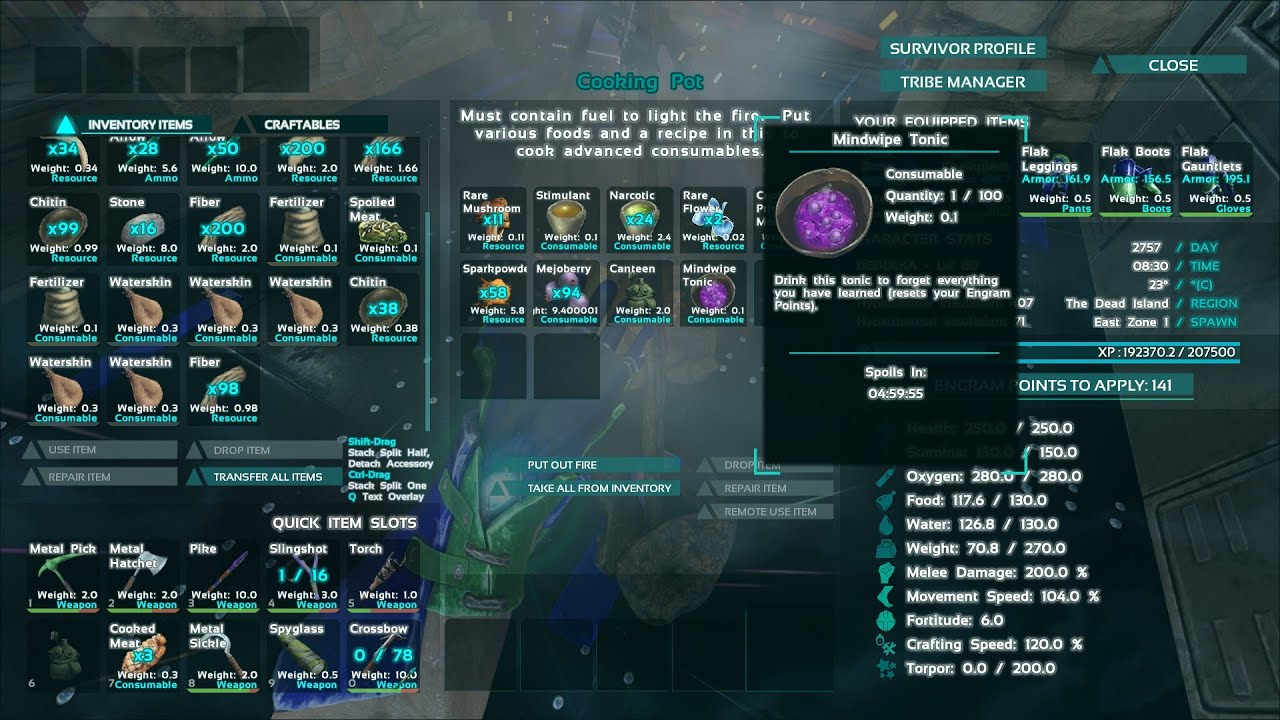 351 amnesiac soup recipe mindwipe tonic ark survival 351 amnesiac soup recipe mindwipe tonic ark survival evolved pve eu89 dedulka forumfinder Gallery