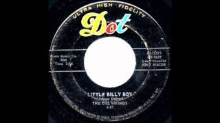 DEL VIKINGS-LITTLE BOY  BLUE -1957 Dot 45- 15571.wmv