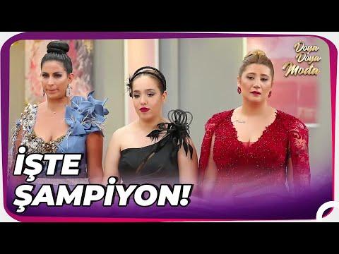 Doya Doya Moda'nın Şampiyonu Kim Oldu? | Doya Doya Moda 160.Bölüm - Sezon Finali