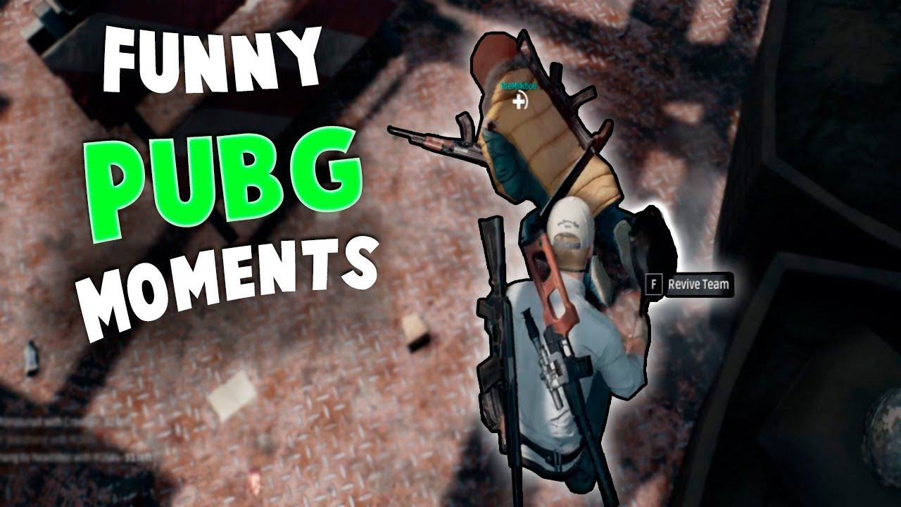 PUBG Funny / Hilarious Moments Ep. 1 - HD
