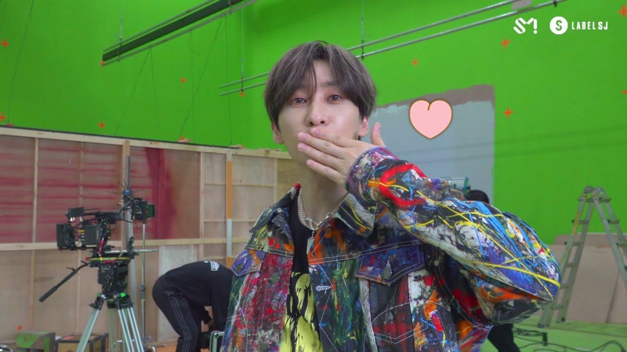 [⏳-4] EUNHYUK 은혁 'be' MV Behind Film