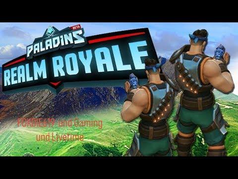 Realm Royal Testing!!! Das KFC/TWITTER GAME