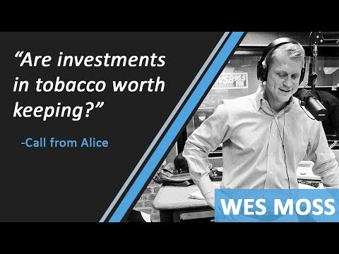 Are Falling Tobacco Investments Worth Keeping?