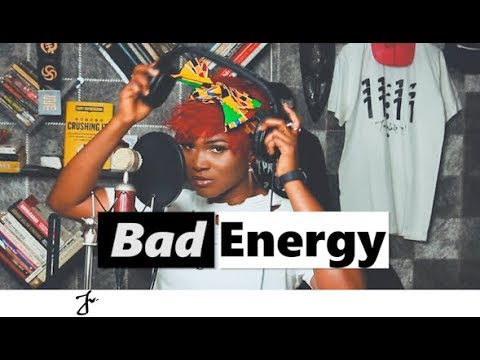 Eva Alordiah - ENERGY Cover (Skepta, Wizkid)