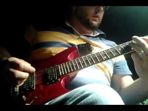 guitar warm up riffs