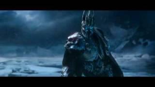 WoW WotLK Cinematic intro with Godsmack - Shine Down