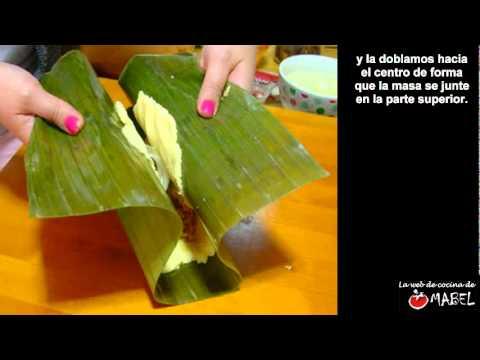Hallaca venezolana - La web de cocina de Mabel