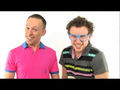 Amazing Race Canada 2013 Audition: Brothers Spandy Andy & Josh Rimer
