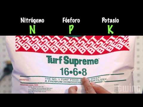 Cómo Leer una Etiqueta de Fertilizante?