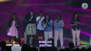 """Minister Ada Ehi Sings her """"Bobo Me N"""" with COZA's Molly B & The Avalanche"""