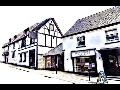 new waxworks cafe bar ( former osborn smiths wax museum ) - brading - isle of wight