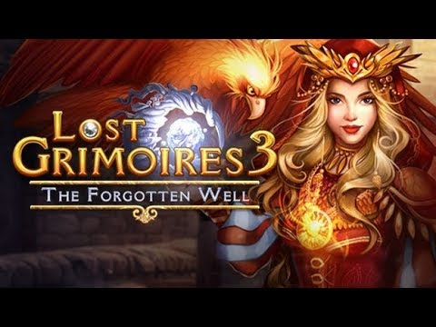 Lost Grimoires 3 The Forgotten Well Gameplay (PC) |
