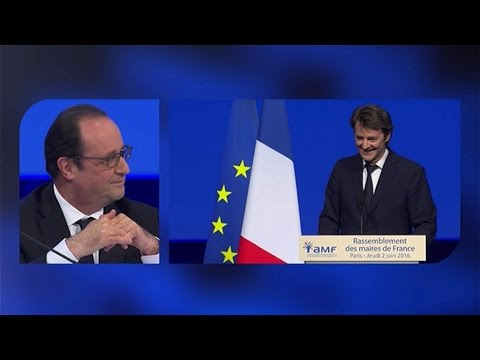 """Baroin ironise sur le """"professionnalisme"""" des ministres de Hollande"""