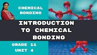 chemical bonding for jee main