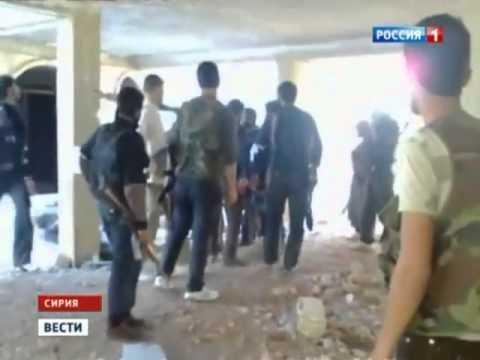 видео публичной казни в Сирии !11
