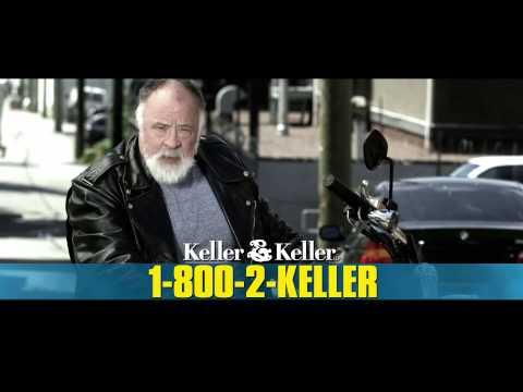 Motorcycle Injury Lawyer Commercial | Keller & Keller