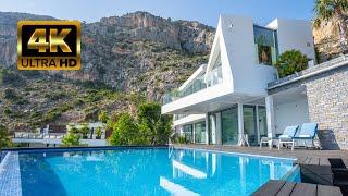 🔴 2240000€ Шикарная новая вилла премиум класса с видом на море в Алтее/Элитная недвижимость Испании