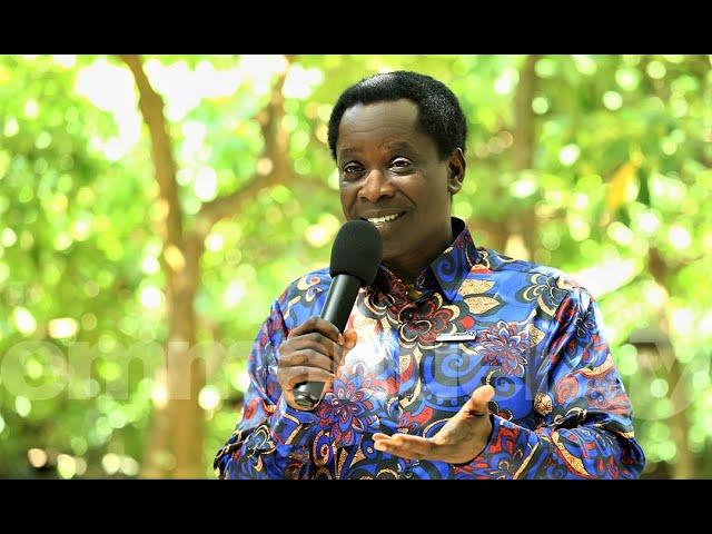 SCOAN 08/05/21: Message: God Is In Control by Prophet Racine ¦ Emmanuel TV  - YouTube