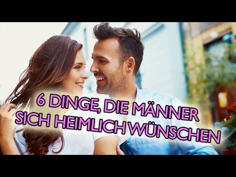 6 Dinge, die Männer sich heimlich von Frauen wünschen