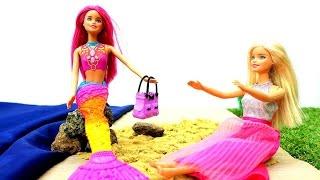 Барби спасает Русалку: Заветное желание. Мультик Барби