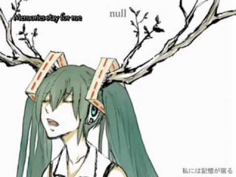 Hatsune Miku - Thoughtful Zombie (English Subbed)