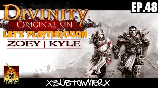 Divinity: Original Sin Playthrough [P48] - The King Boreas Battle